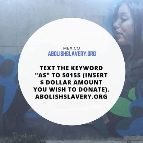 ASC text to donate