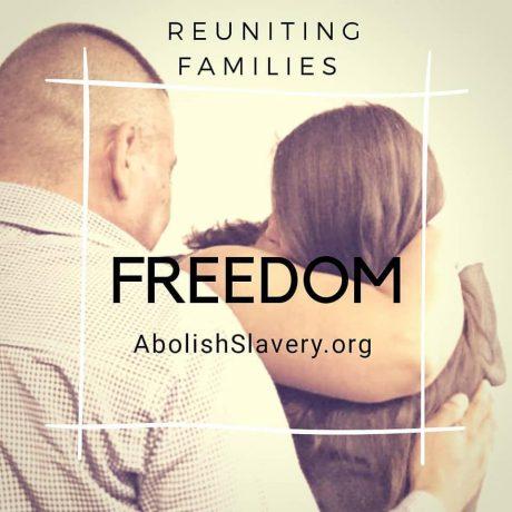 Reuniting families 2018 ASC